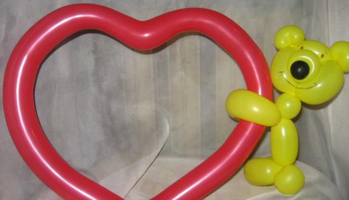 цифры из шариков своими руками пошаговая инструкция - фото 11